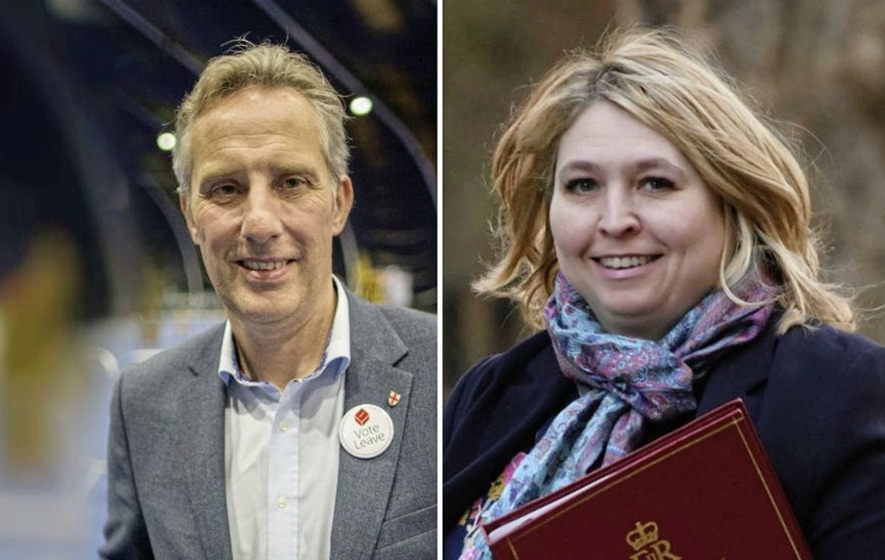 Ian Paisley lobbies Karen Bradley to give councillors a pay rise