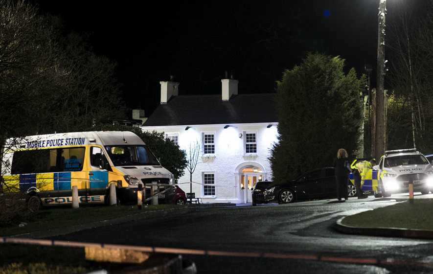 Two dead following reported crush at disco in Cookstown