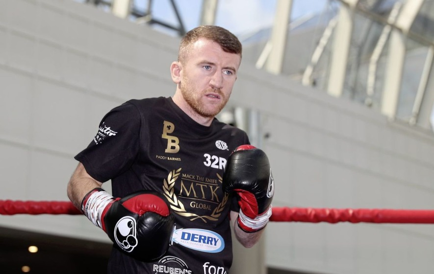 Paddy Barnes hints at retirement as Michael Conlan wins at Madison Square Garden
