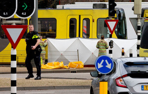 Three dead in Utrecht tram shooting as Dutch police consider 'terrorist motive'
