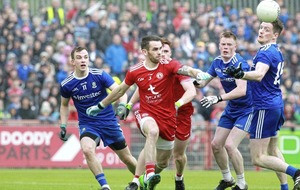Tyrone defender Ronan McNamee not a fan of 'advanced mark' rule