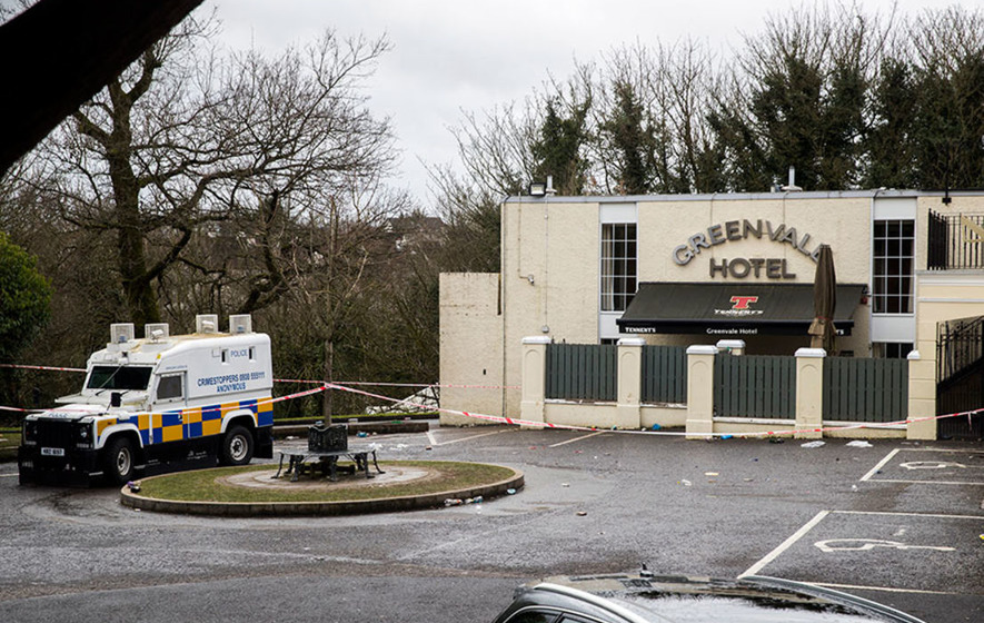 Three teenagers dead after horrific 'crush' at St Patrick's Day teenage disco