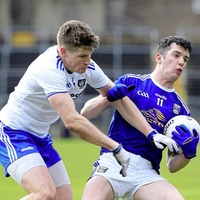 Winning in Mayo all that matters now for Monaghan insists Farney midfielder Darren Hughes