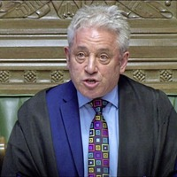 Commons Speaker John Bercow scuppers any chance of another vote on May's Brexit deal before EU summit