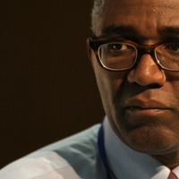 Trevor Phillips claims diversity in UK media is 'tokenistic'