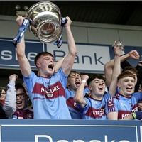 St Michael's skipper dedicates MacRory Cup win to Oisin McGrath as Dominic Corrigan tips players for inter-county stardom