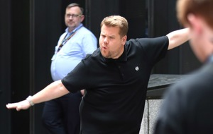 James Corden announced as host for this year's Tony Awards