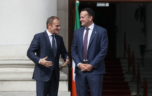 Donald Tusk expresses 'strong and ongoing' solidarity with Republic