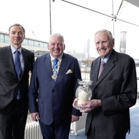 Chartered accountants honour Sir Desmond Lorimer's contribution to profession