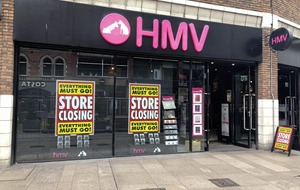 HMV to close last remaining store in the north next month