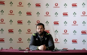 Andy Farrell to begin life as Ireland boss with Scotland Six Nations clash