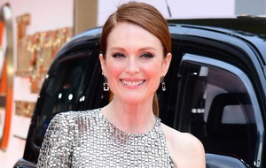 Julianne Moore fired over fat suit and fake nose row, says Richard E Grant