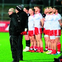 Mickey Harte says Tyrone must move on from victory over Dublin