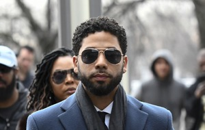 Empire creator reveals cast's 'anger and sadness' over Jussie Smollett case