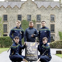 Antrim hurlers to host 2019 Golf Classic at Galgorm Castle
