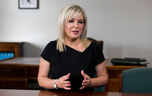 Michelle O'Neill warns against any Stormont veto on backstop wording
