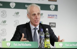 Republic of Ireland boss Mick McCarthy dismisses plastic pitch concerns ahead of Gibraltar opener