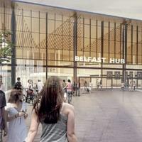 New Belfast Transport Hub given green light