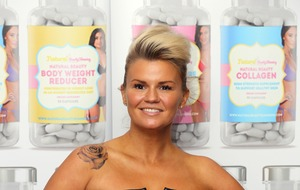 Kerry Katona: Toxic relationships have put me off dating for life