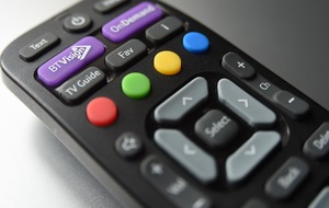 Britons would rather watch TV at home than go out, survey suggests