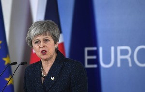 Theresa May will stand down if her Brexit deal is passed