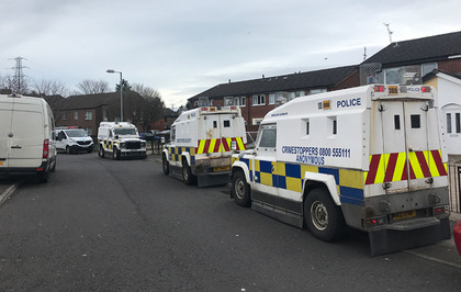 Eleven arrested as PSNI target loyalist paramilitaries