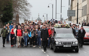 Funeral of Greenvale Hotel victim Morgan Barnard hears there was 'always a smile on his face'