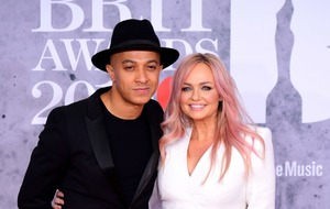 Emma Bunton and Jade Jones 'rekindled romance' by recording song together