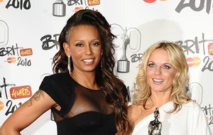 Mel B claims she had one-night stand with Geri Horner