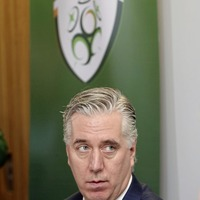 Still heat on FAI chief John Delaney despite sideways move