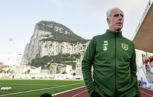 "Mick McCarthy relieved to avoid Republic of Ireland's ""worst night in history"" in Gibraltar"