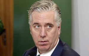 Still heat on FAI chief John Delaney despite sideways move