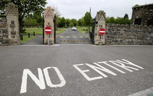 13-year-old boy apprehended by police after brandishing knife close to Belfast City Cemetery