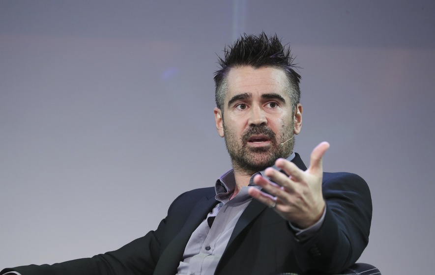 The Killing Of A Sacred Deer Would Traumatise My Son Says Colin Farrell The Irish News