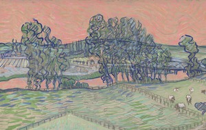 Vincent Van Gogh exhibition to open as original watercolour revealed