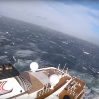 Viking chairman apologises to guests on ship stranded off Norway coast
