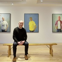 Visual Arts: Julian Friers' Irish music paintings a first for new Sea Holly gallery
