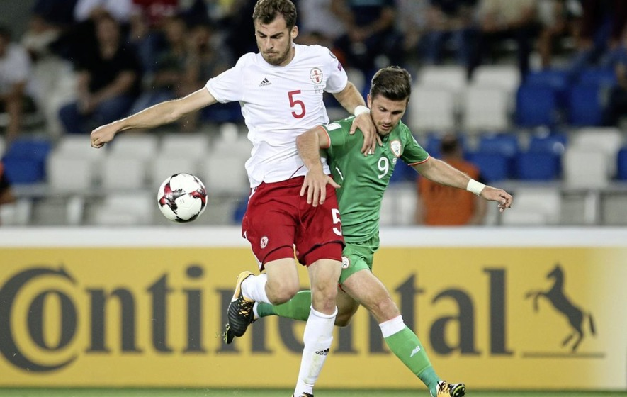 Republic of Ireland can take care of clever Georgians in Euro 2020 qualifier