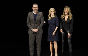 Reese Witherspoon and Jennifer Aniston share first look at The Morning Show