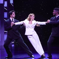 Louise Redknapp returns to 9 To 5 musical after fall