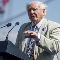 David Attenborough: One thing we can all do is stop waste
