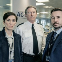 Adrian Dunbar, Vicky McClure & Martin Compston on Line of Duty's return