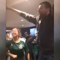 Co Tyrone soccer club apologises for 'we hate Catholics' chant