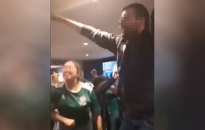 Club apologises for hate Catholics chant