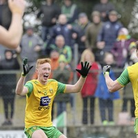 Donegal starlet Oisin Gallen looking forward to Croke Park debut