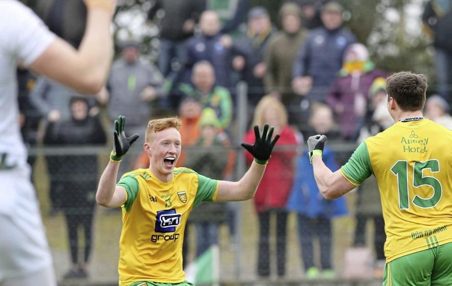 Donegal starlet Oisin Gallen looking forward to Croke Park debut