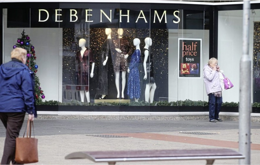 Ashley mulls last-ditch Debenhams bid