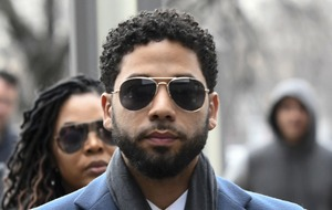 Lawyers for Jussie Smollett say charges have been dropped over 'false attack'