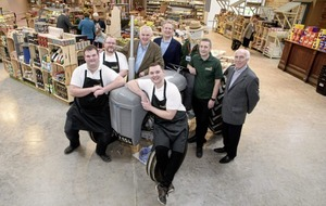 £5m expansion at Coleman's garden centre sees workforce grow by 50