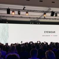 Huawei previews fashion-inspired smart glasses
